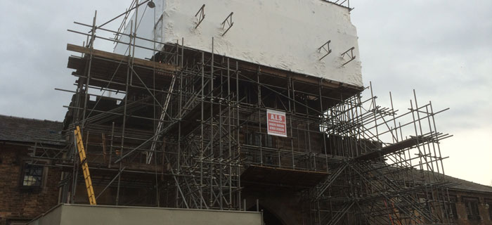 Covered Scaffold